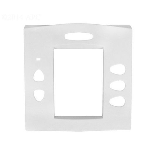 Jandy - OneTouch, Faceplate Only, White - 675103