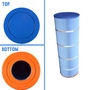 Filter Cartridge for JacuzziCompetition (Antimicrobial) Tri-Clops TC440-MB