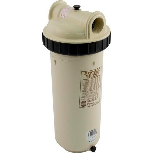 Filter, Inline Cart 25 Sq Ft, 1-1/2in. FPT Ra