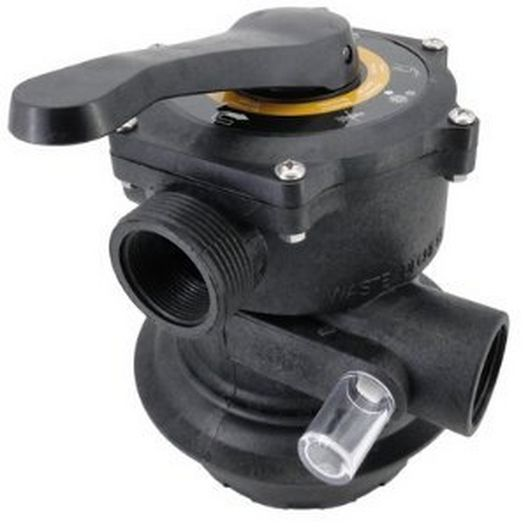Jandy - Complete Multiport Valve with Clamp Assembly - 676031