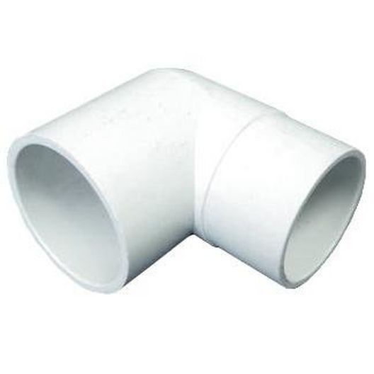 PVC 90 Degree Street Elbow, 2in Spigot X 2in Socket