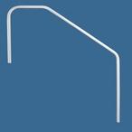 "Saftron - 72"" Deck to Pool 3 Bend Hand Rail, Beige - 366725"