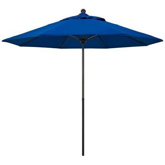 9 Ft Patio Umbrella, Hunter Green
