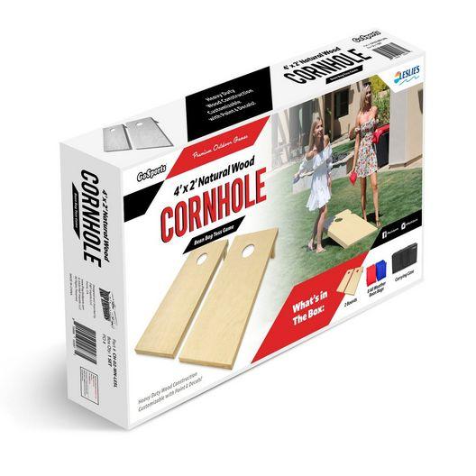 GoSports - Wood Cornhole Set - 70014