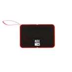 Solo Motion Bluetooth Speaker Red