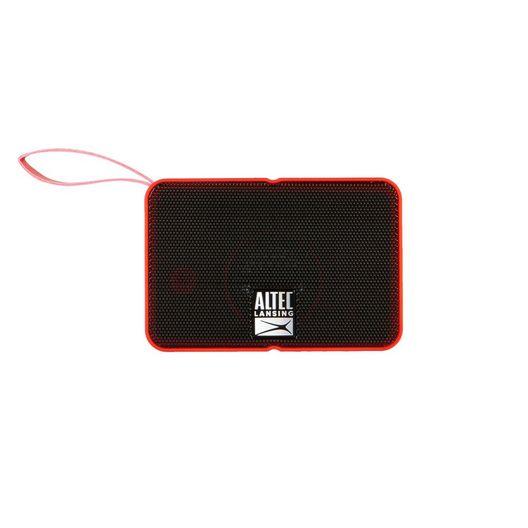 Altec Lansing  Solo Motion Bluetooth Speaker Red