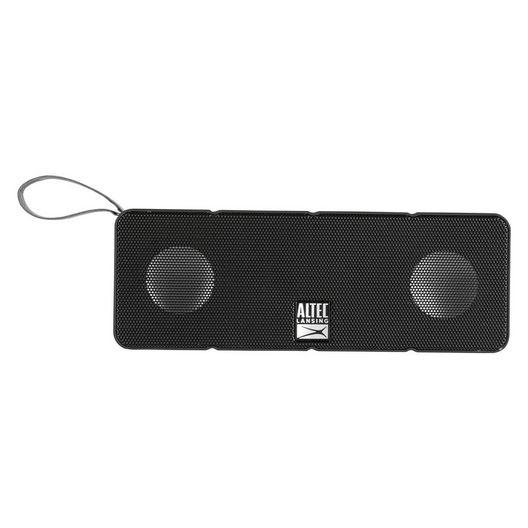 Altec Lansing  Dual Motion Bluetooth Speaker Black