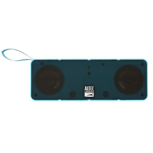 Altec Lansing  Dual Motion Bluetooth Speaker Blue