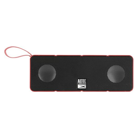 Altec Lansing  Dual Motion Bluetooth Speaker Red