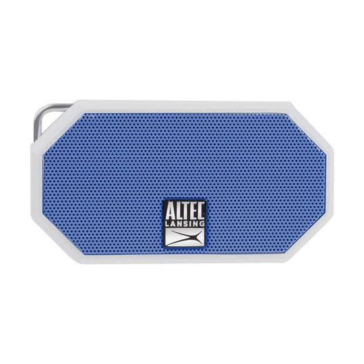 Altec Lansing - Mini H2O 3 Bluetooth Speaker Blue - 700451