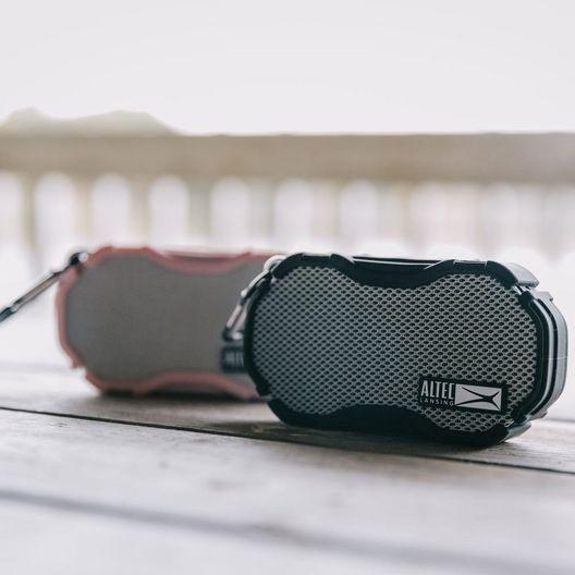 Altec Lansing  Blue Baby Boom Bluetooth Speaker
