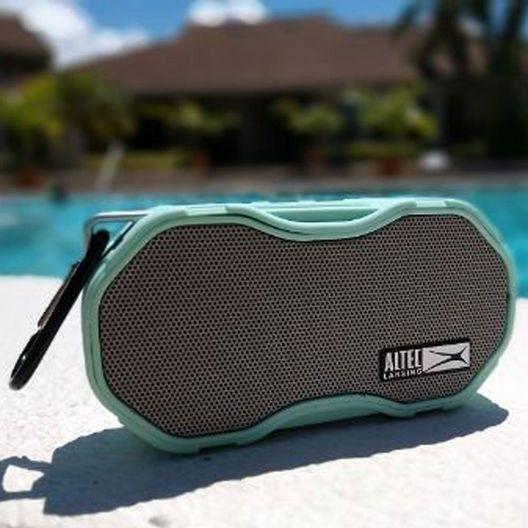 Altec Lansing  Baby Boom XL Bluetooth Speaker Mint Green