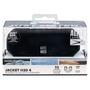 Jacket H2O 4 Bluetooth Speaker Black