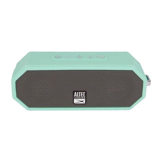 Altec Lansing  Jacket H2O 4 Bluetooth Speaker Mint Green