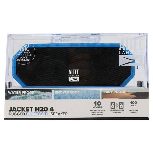 Altec Lansing  Jacket H2O 4 Bluetooth Speaker Blue