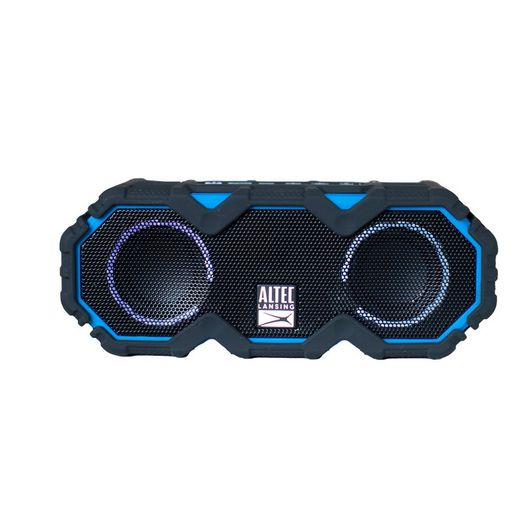 Altec Lansing - Mini LifeJacket Jolt Bluetooth Speaker Blue - 700468