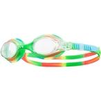 TYR - Swimple Kids Goggles - Tie Dye Green/Orange - 70046
