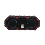 Altec Lansing - Mini LifeJacket Jolt Bluetooth Speaker Black and Red - 700470