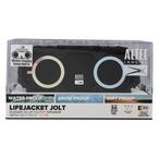 LifeJacket Jolt with  Lights Bluetooth Speaker Black