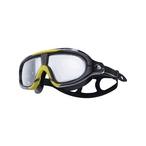 TYR - Orion Adult Swim Mask - Smoke/Black/Yellow - 70191