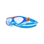 TYR - Rogue Youth Swim Mask - Clear/Blue/Orange - 70195