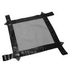 Premier 15' x 30' Black Rectangular In Ground Pool Leaf Net Cover