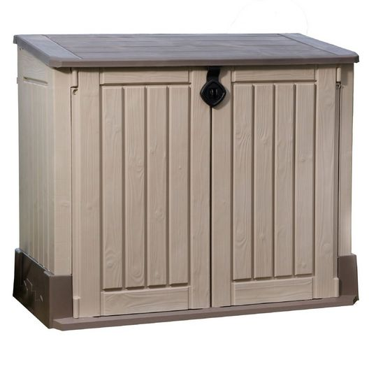 Store-It-Out MIDI Shed