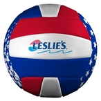 Leslie's - Volleyball - Red, White and Blue - 70284