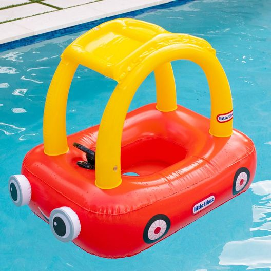 Little Tikes  Cozy Coupe Inflatable Pool Float