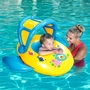 Baby Shark Sun Canopy Baby Boat