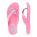 Okabashi - Flip Flops Oliver - Electric Pink, Size M/L - 70584