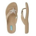 Okabashi - Flip Flops Oliver - Chai, Size M - 70608