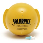 SolarPill Liquid Ball Solar Blanket Cover for Pools
