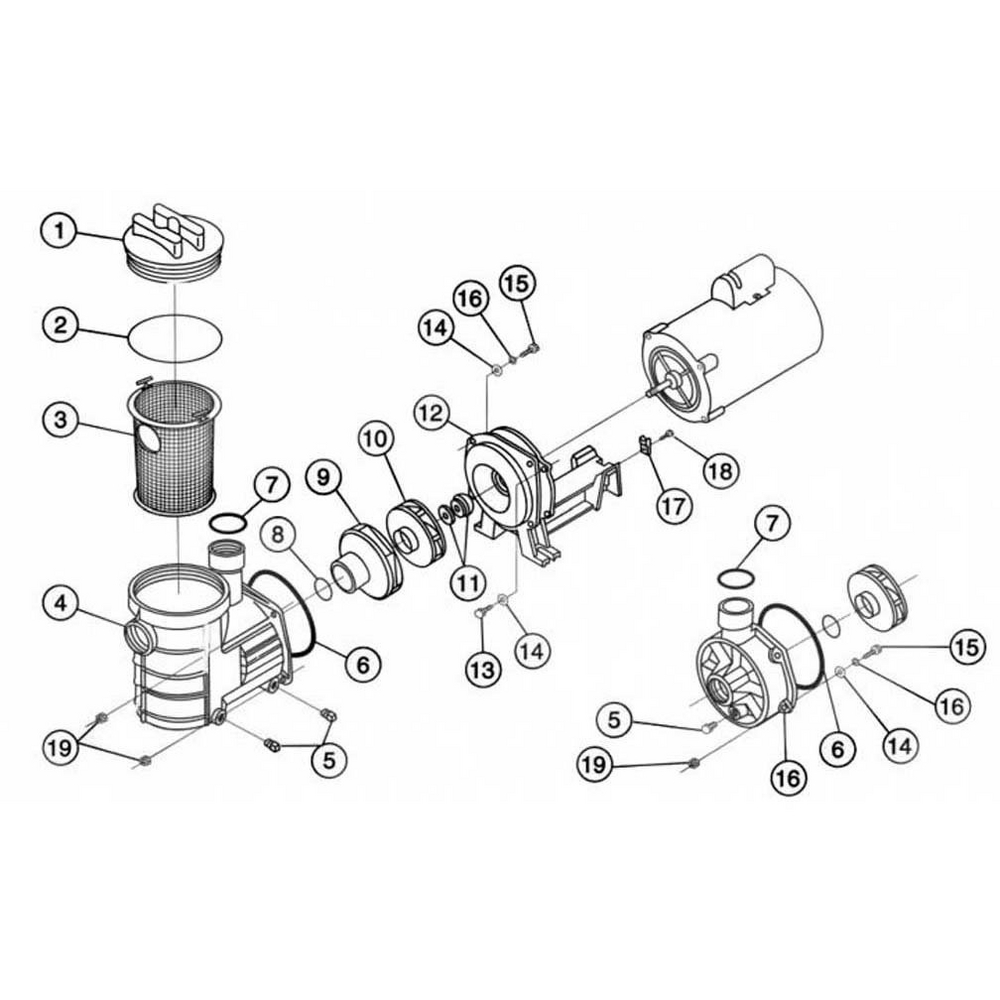 Pentair Eagle Pump image