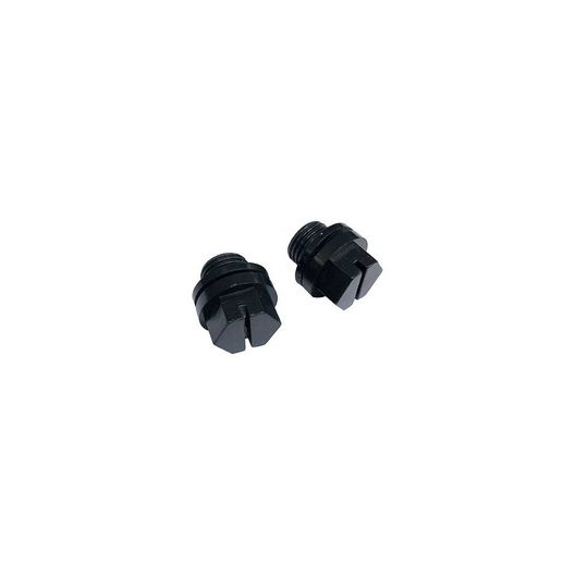 Right Fit  Replacement 1/4 Drain Plug For Pentair Chemical Feeders
