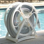 Vacuum Hose Reel (Holds up to 50' of 1-1/2in. Vacuum Hose)