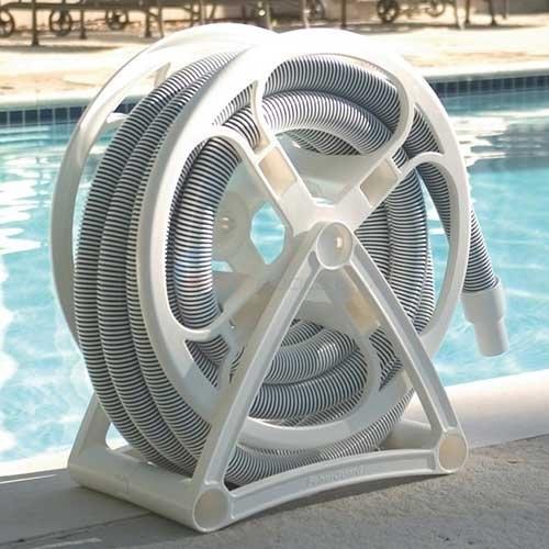 Feherguard - Vacuum Hose Reel (Holds up to 50' of 1-1/2in. Vacuum Hose)