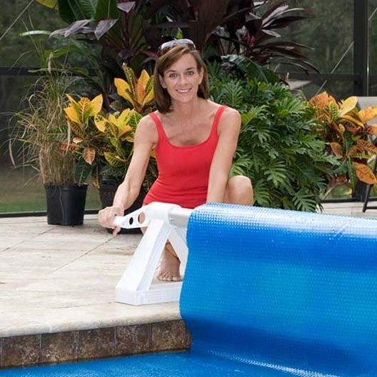 Poolzone - Pool Zone In-Ground Resin Solar Reel - 72209