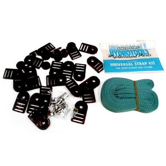 Universal Solar Reel Strap Kit