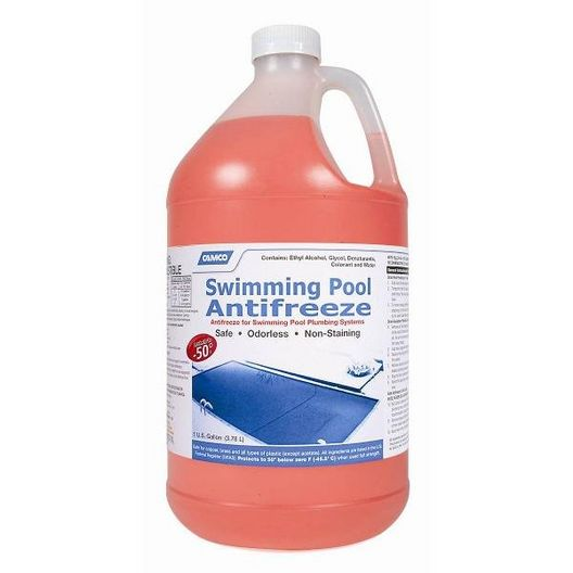 Camco - AntiFreeze for Pools, 1 gallon - 72650