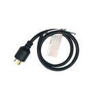 Right Fit - Replacement 3' Cord with Twist Lock Plug 110V for Hayward Power-Flo Pool Pumps - 738385