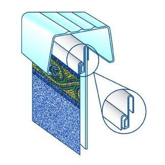 Splash  48 Liner Bead Receiver for Above Ground Pools