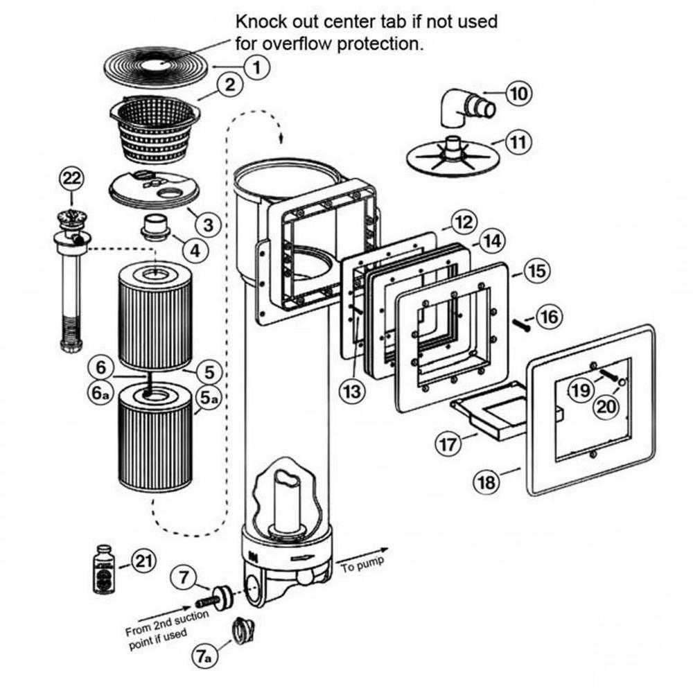 Pentair Dynamic Series IV DSF Filter image