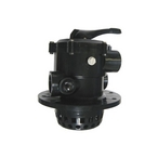 "Sta-Rite Multiport Backwash Valve 1-1/2"" Multi-Port Top Mount: 14962-0105"
