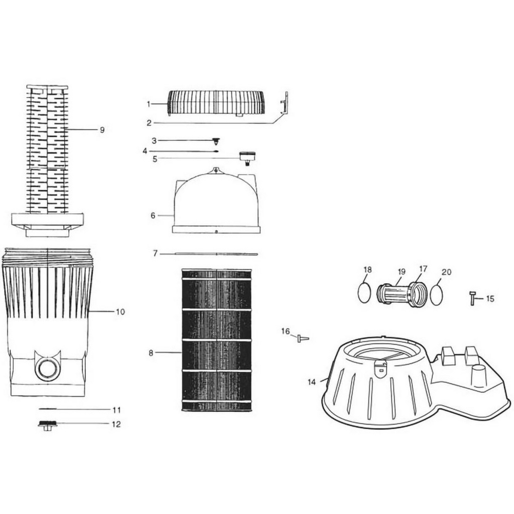 Jacuzzi Sher 80, 120, 160 & 200 Series image