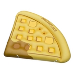 Inflatable Waffle Slice Pool Float