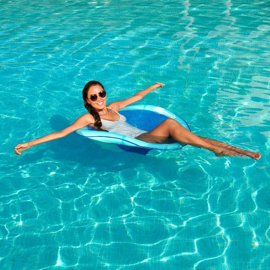 Swimways  Spring Float Papasan Aqua