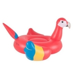 Giant Parrot Ride-On Inflatable