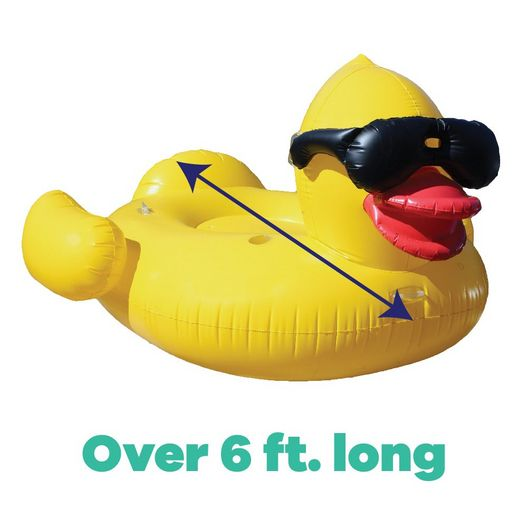 Giant Inflatable Derby Duck