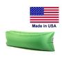 Lamzac Inflatable Chair, Grass Green